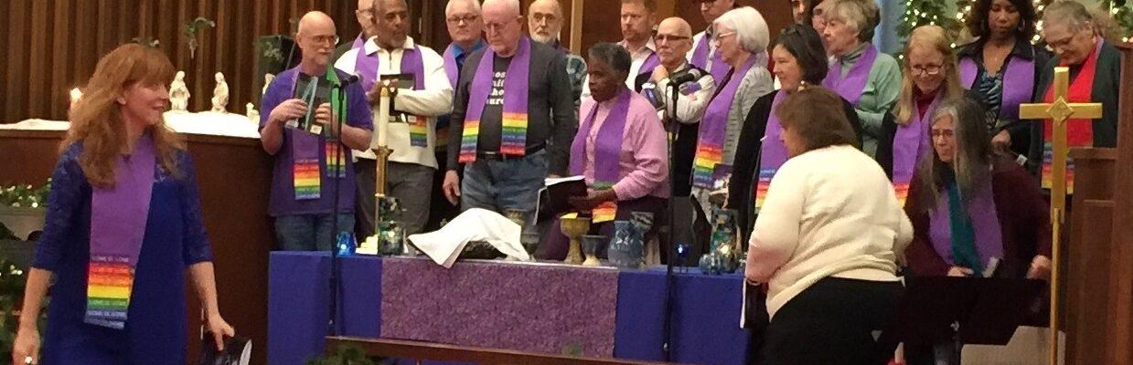 Mosaic United Methodist Church Choir