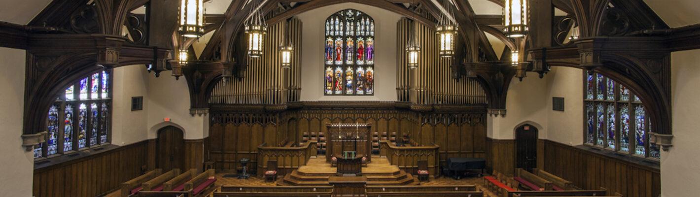 Plymouth Congregational Church Solo Quintet